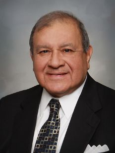 Headshot of Ruben M. Escobedo