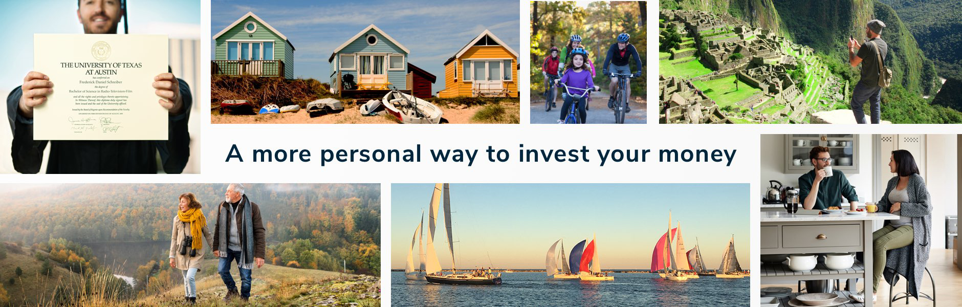 A more personal way to invest your money