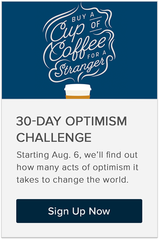 30-Day Optimism Challenge