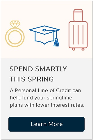 Spend smartly this spring