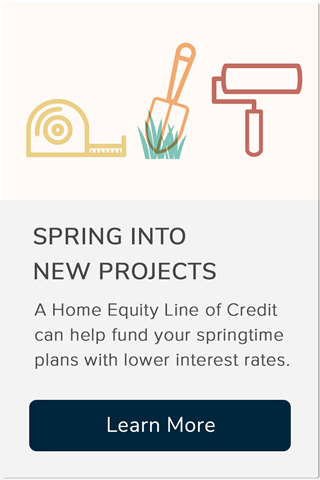 Spring into new projects